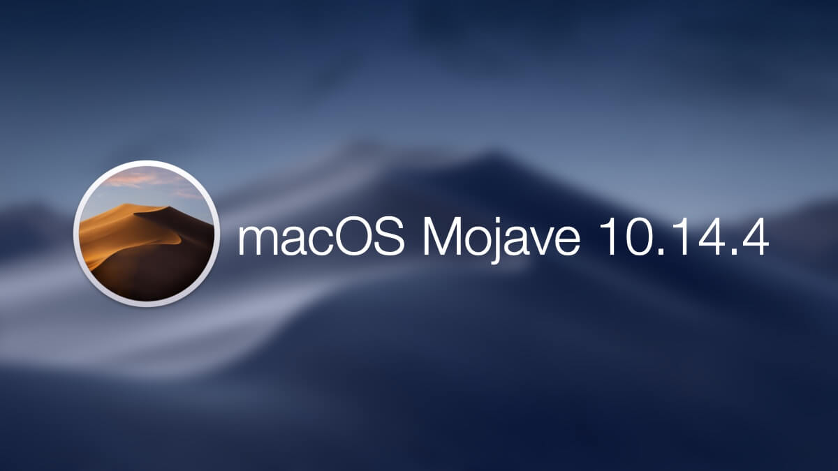 10.14 MacOS Mojave Free Download (Installer)