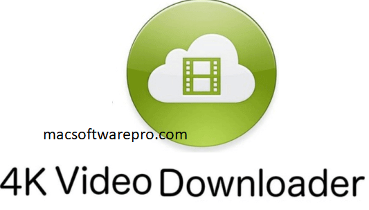4K Video Downloader 4.12.0.3570 Crack Mac