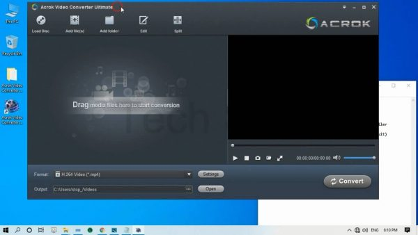Acrok Video Converter Ultimate 6.8.104.1486 Crack for Mac