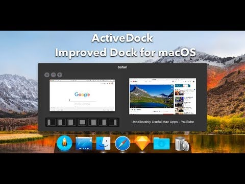 Active Dock for Mac OS 2.0 + Lifetime License Free Download