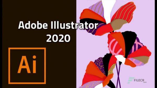 Adobe Illustrator CC 2020 Mac Torrent + Crack Free