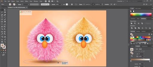 Adobe Illustrator CC 2020 Mac Torrent + Crack Free Download