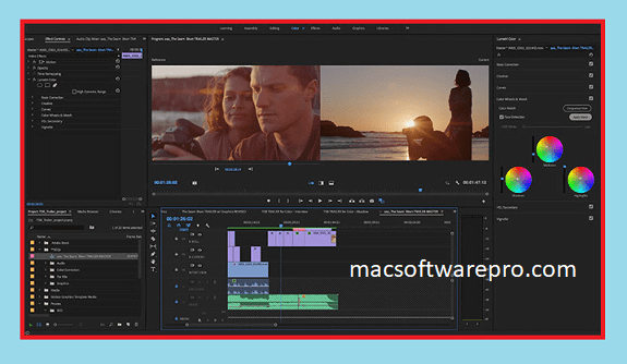 Adobe Premiere Pro 2020 for MacOS + Crack Full Torrent