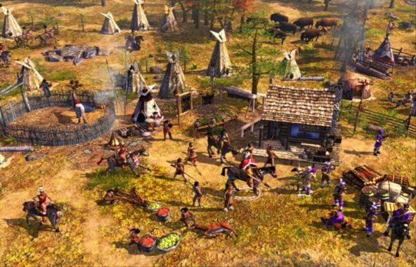 Age of Empires III Mac Torrent