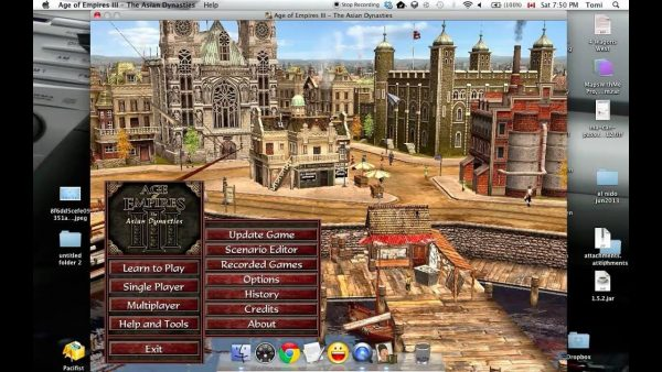 Age of Empires III Mac Torrent Full Version