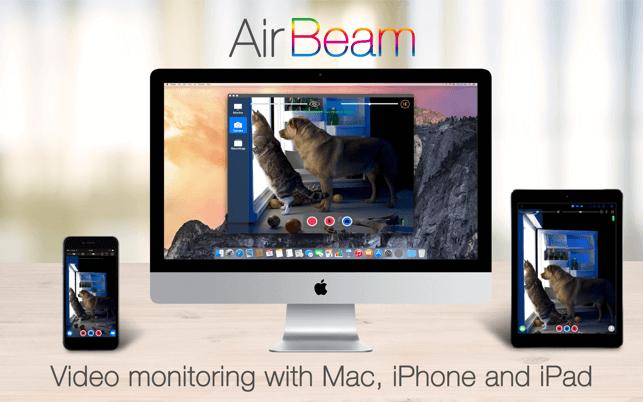 AirBeam Pro 3.3 Mac Crack + License Key Torrent Download