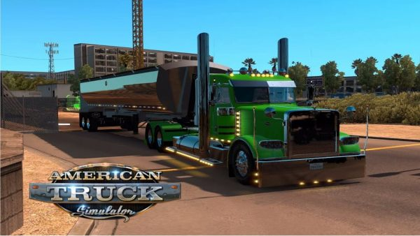 American Truck Simulator v1.39.3.17s Mac Crack + Torrent