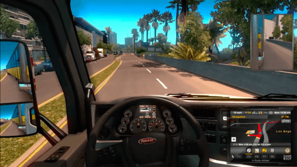 American Truck Simulator v1.39.3.17s Mac Crack + Torrent Free Download