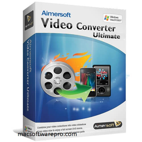 Any Video Converter Ultimate 6.3.8 Crack [Mac] Download