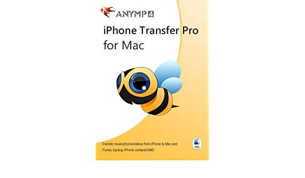 AnyMP4 iPhone Transfer Pro 9.1.30 Crack + Key for Mac Latest Download