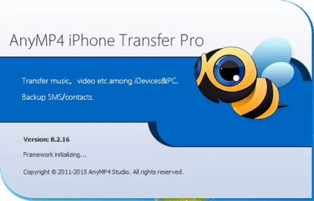 AnyMP4 iPhone Transfer Pro 9.1.30 Crack + Key for Mac Latest