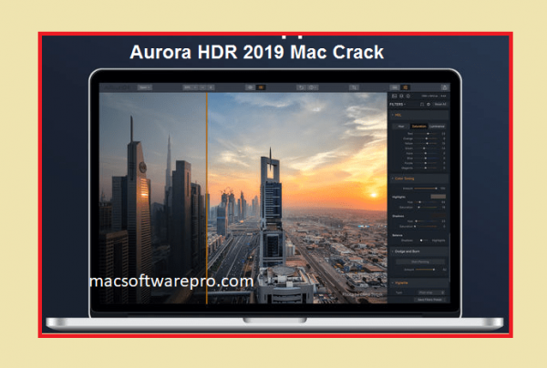 Aurora HDR 2019 Crack Mac with License Key Torrent