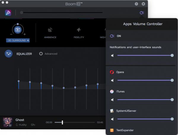 Boom 3D 1.1.1 for Mac Crack incl Registration Code