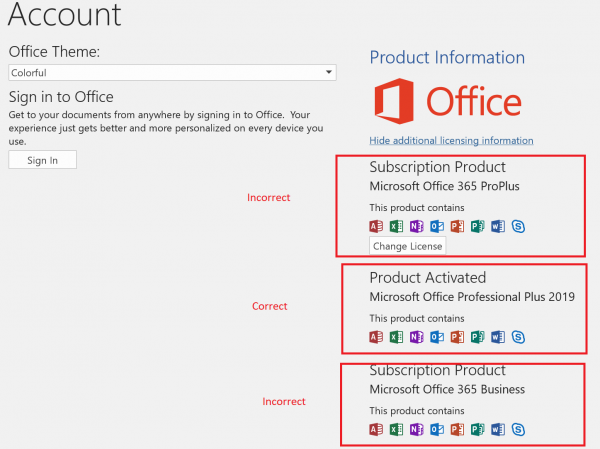 Microsoft Office 2019 for Mac Crack Free Download
