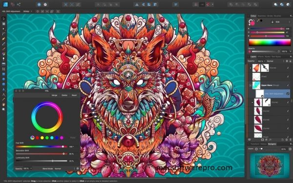 Serif Affinity Designer 1.8.4.647 Mac Crack Torrent Download free