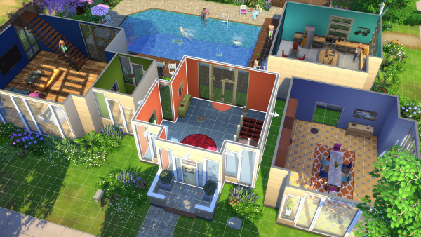 Sims 4 for Mac Torrent incl Cheats 2021 Download