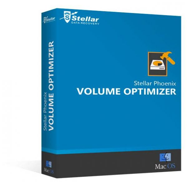 Stellar Volume Optimizer 2.0.0.3 Crack for Mac OS X Download