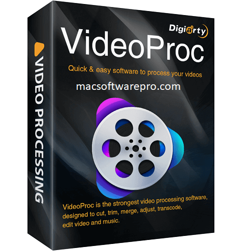 VideoProc 3.7 with Crack + Serial Key 2020 Mac Download