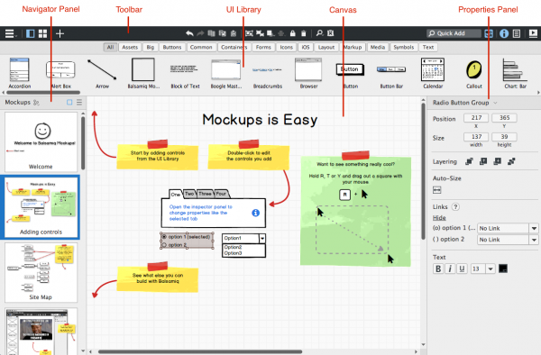 Balsamiq Mockups 3.5.17 Crack with Serial Key (Mac)