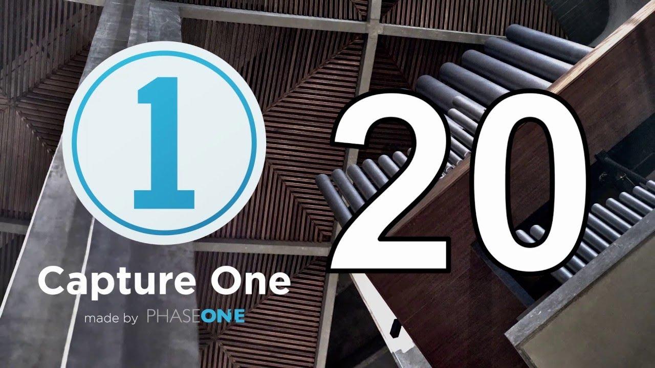 Capture One Pro 20 v13.0.4.8 Crack incl License Key (Mac) Download