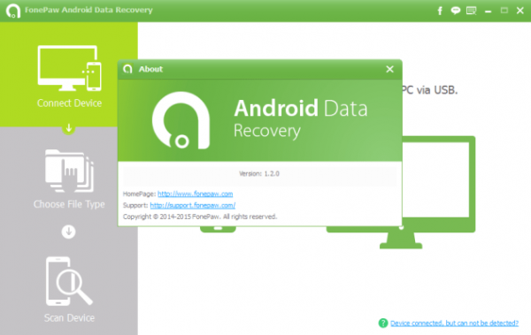 FonePaw Android Data Recovery 3.5.0 Crack (Mac)