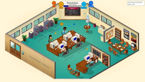 Game Dev Tycoon Mac Crack + Full Torrent Free Download