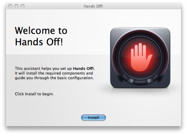 Hands Off! 4.4.2 Crack Mac OSX + Activation Code