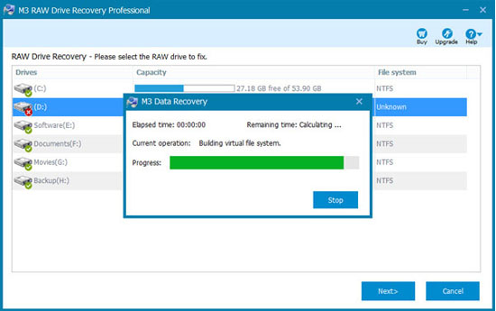 M3 Data Recovery 5.8 Crack with License Key 2020 Latest
