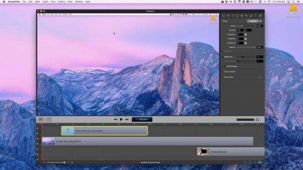 ScreenFlow 9.2 Crack Mac with License Key 2020 Full Version Free