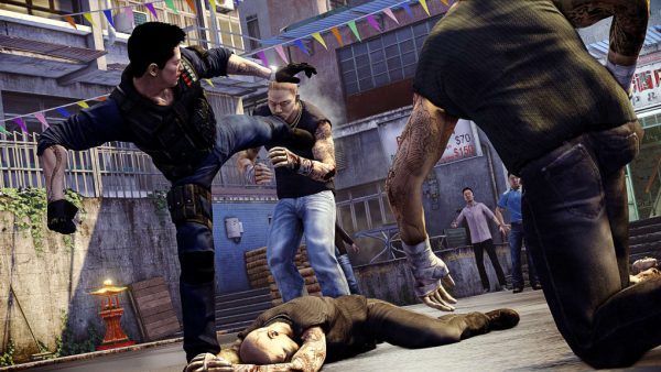 Sleeping Dogs Definitive Edition Crack for Mac Download (Torrent)