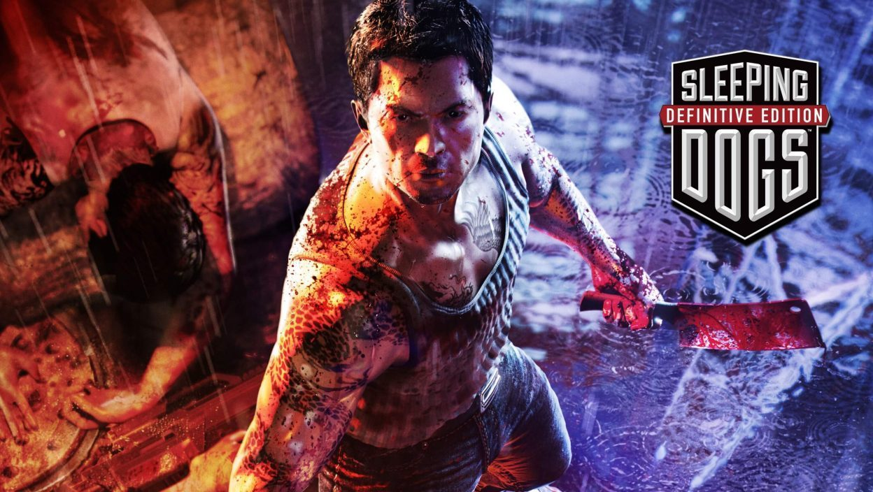 Sleeping Dogs Definitive Edition License Key for Mac
