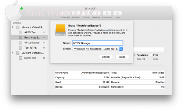 Tuxera NTFS 2021 for Mac Crack + Product Key (Latest) Download