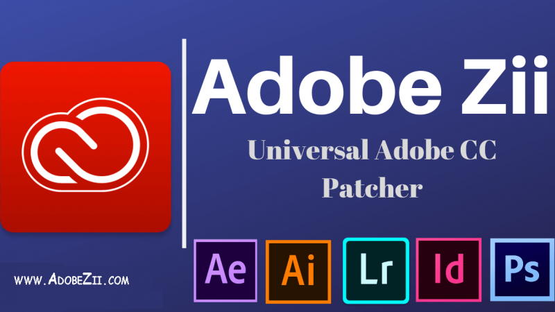 Adobe Zii 5.2.3 CC 2020 Universal Patcher Crack Mac [Latest]