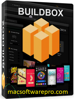BuildBox 3.1.4 Crack with Activation Code 2020 Latest (Mac)