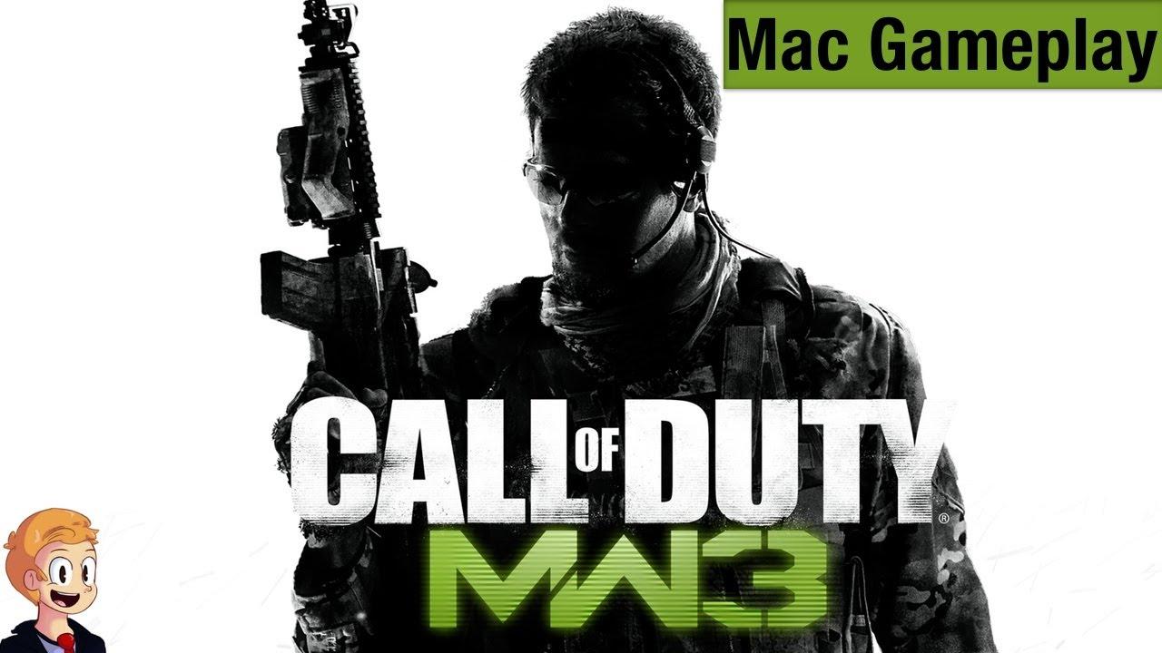 Call of Duty Modern Warfare 3 Crack Mac 2020 Full [Torrent]
