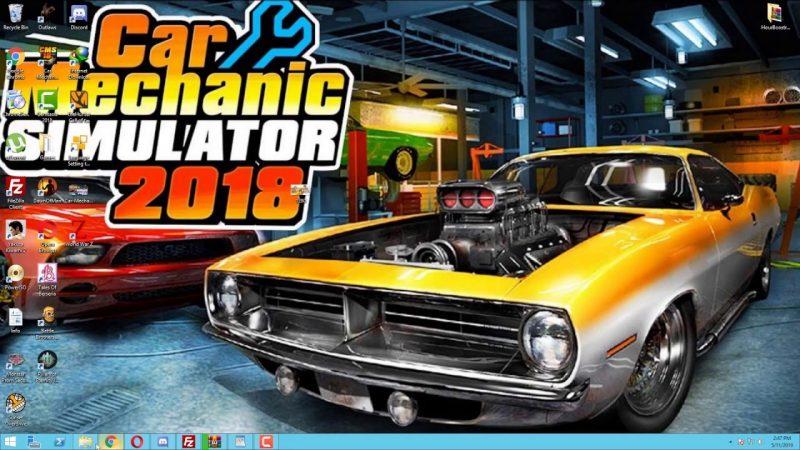 Car Mechanic Simulator 2020 Crack + License Key (Mac) Free Download
