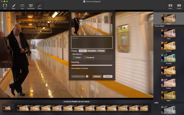 Cinemagraph Pro 2.8.3 Crack for Mac Full Version (Latest) Free