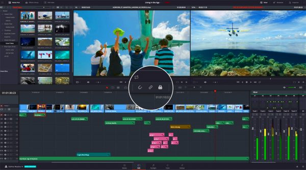 DaVinci Resolve Studio 16.2.2.12 Crack + Activation Key 2020