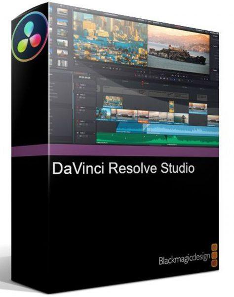 DaVinci Resolve Studio 17.1 Crack + Activation Key 2020 Mac