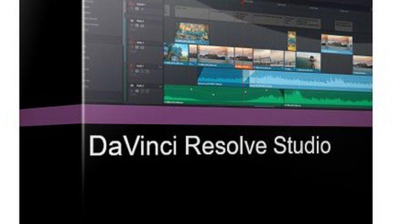 DaVinci Resolve Studio 16.2.2.12 Crack + Activation Key Mac
