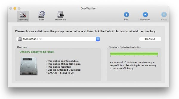DiskWarrior 5.2 Full Mac Cracked & Serial Key Download