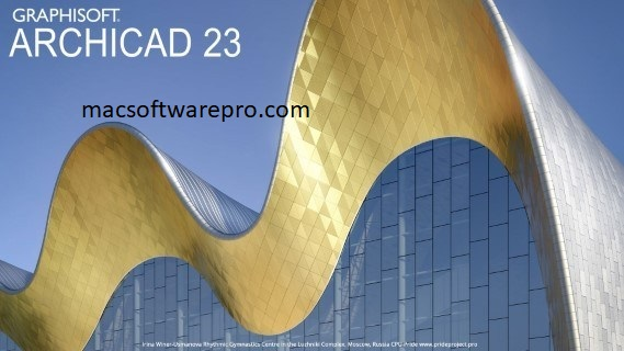 GraphiSoft ArchiCAD 23 Crack with Full license key 2020 Mac