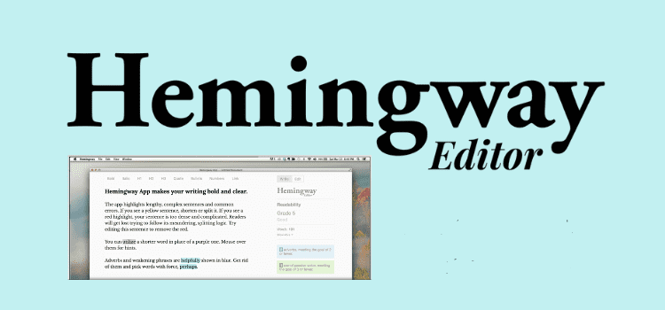Hemingway Editor 3.0.3 for Mac Full Cracked 2020 Download
