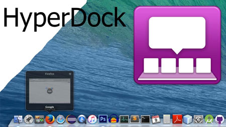 HyperDock 1.8.0.5 Crack for Mac [Latest Version]