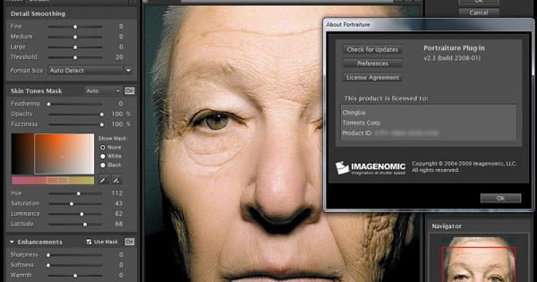 Imagenomic Portraiture 3.5.2 Crack & Activation Code 2020 Mac