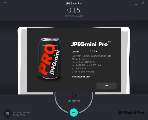 JPEGmini Pro 2.1.1.1 with Full Crack Mac