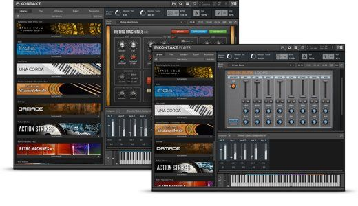Native Instruments Kontakt 6.2.2 Crack for Mac Download