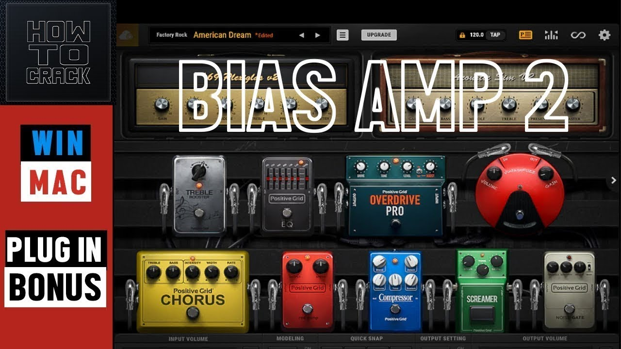 Positive Grid - BIAS AMP 2 Crack Elite Complete for Mac {Torrent}