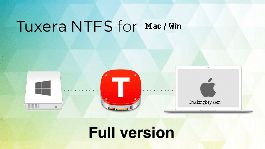 Tuxera NTFS 2020 Crack for Mac Full Product Key 2020
