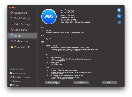 cDock 3.1.2 Mac Crack Full Torrent Download